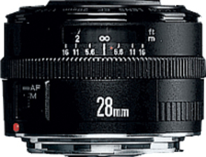 Canon EF 28mm f/2.8